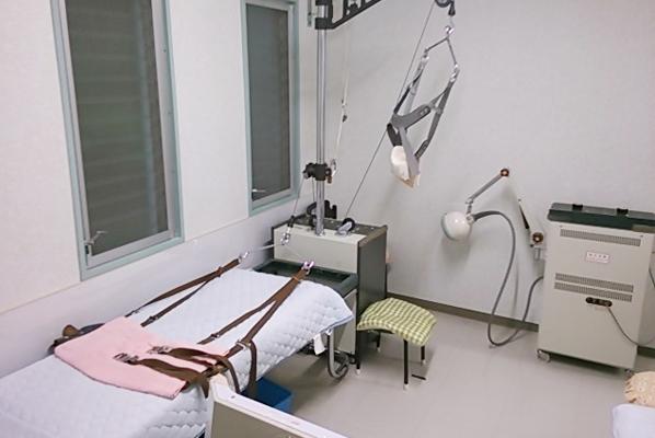 充実の医療機器と設備